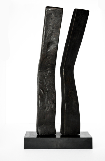 Due Figure Mobile - Bronze