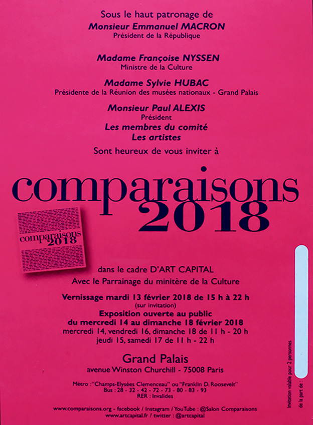 invitationcomparaisons2018
